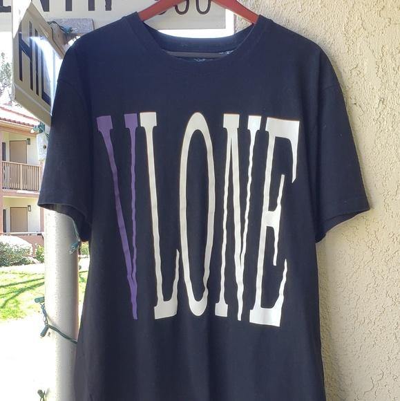 69efe189 Vlone shirts miami pop up staple tee poshmark jpg 579x580 Vlone chiraq tee